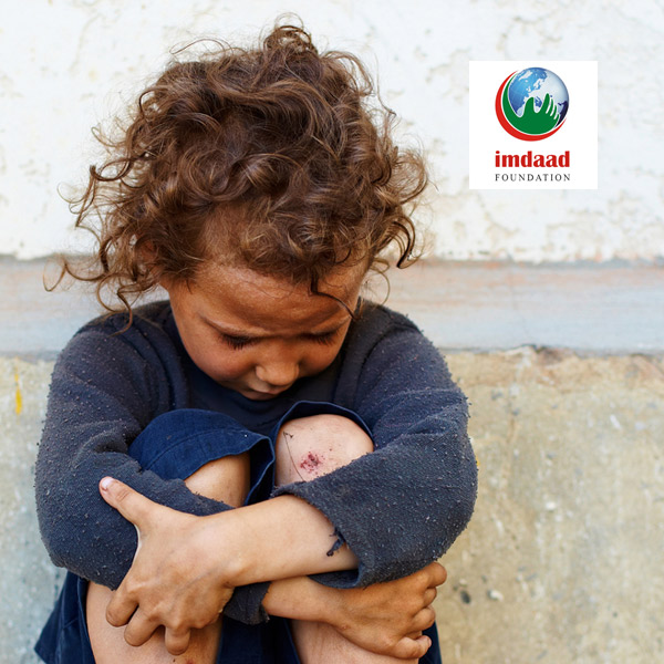 This Ramadan donate to help the children in need | Imdaad Foundation
